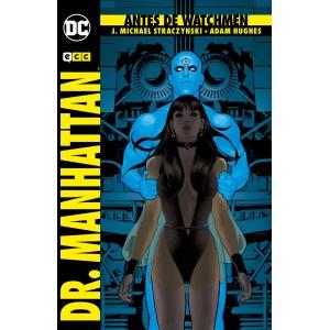 Antes de Watchmen: Dr. Manhattan (Tapa Dura)