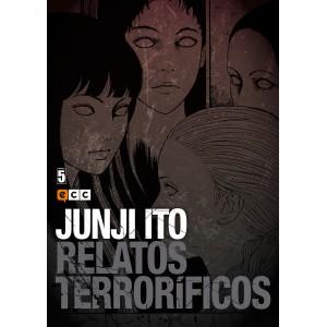 Junji Ito: Relatos terroríficos nº 05