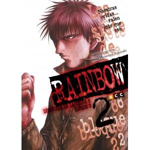 Rainbow, los siete de la celda 6 Bloque 2 nº 02