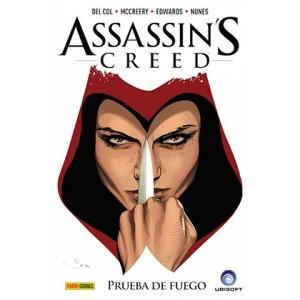 Assassins Creed - Prueba de Fuego