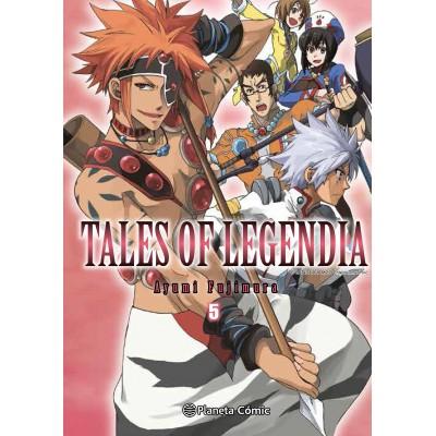 Tales of Legendia nº 05
