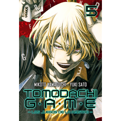 Tomodachi Game nº 05