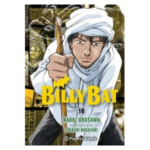 Billy Bat nº 18