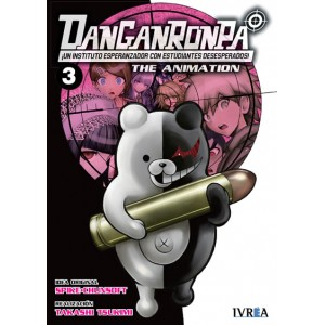 Danganronpa the Animation nº 03