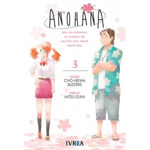 Anohana nº 03