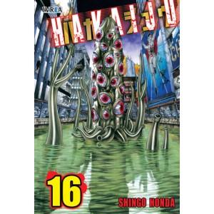 Hakaiju nº 16