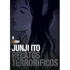 Junji Ito: Relatos terroríficos nº 06