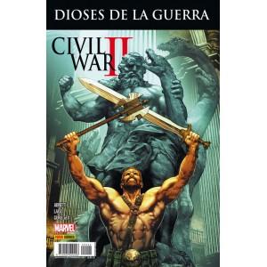 Civil War II Crossover 2 Dioses de la guerra