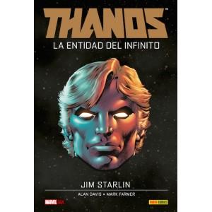 OGN. Thanos: La Entidad del Infinito