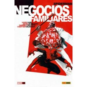 OGN. Spiderman: Negocios familiares
