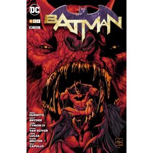 Batman (reedición trimestral) nº 14
