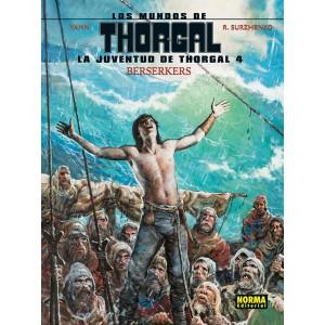 Los Mundos de Thorgal: La Juventud de Thorgal nº 04 Berserkers