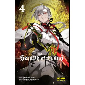 Seraph of the End nº 04