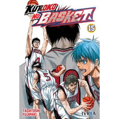 Kuroko no Basket nº 15