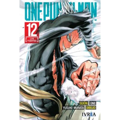 One Punch-man nº 12
