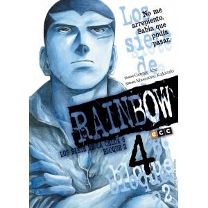 Rainbow, los siete de la celda 6 Bloque 2 nº 04