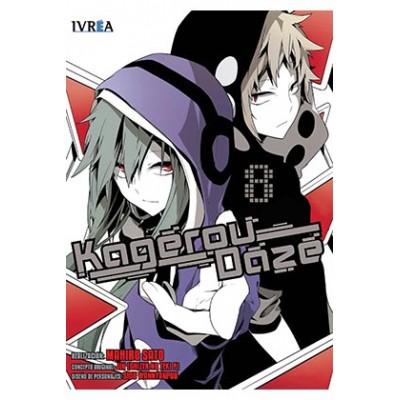 Kagerou Daze nº08
