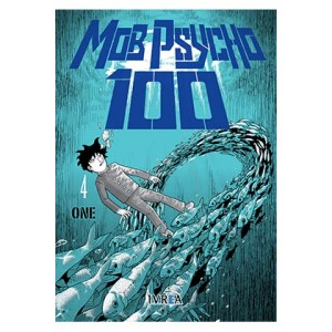 Mob Psycho 100 nº 04