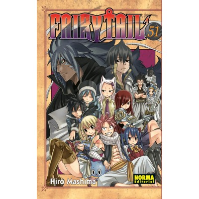 Fairy Tail nº 51