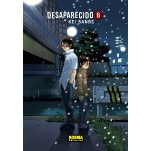 Desaparecido nº 06