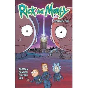 Rick y Morty nº 02