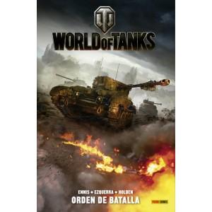 World of Tanks: Orden de batalla