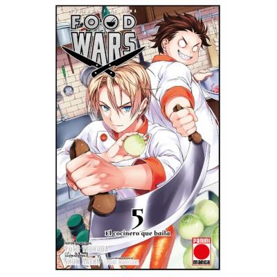 Food Wars nº 05