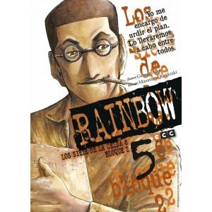 Rainbow, los siete de la celda 6 Bloque 2 nº 05