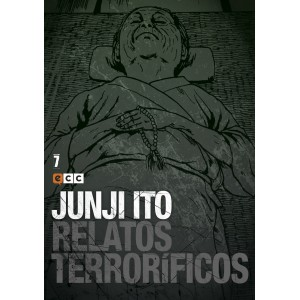 Junji Ito: Relatos terroríficos nº 07