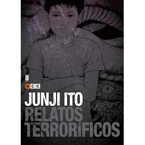 Junji Ito: Relatos terroríficos nº 08