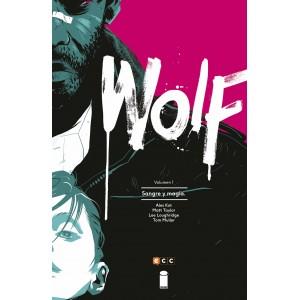 Wolf nº 01 Sangre y Magia
