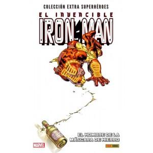 Colección Extra Superhéroes 69. El Invencible Iron Man 3 El hombre de la máscara de hierro