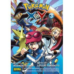 Pokemon X-Y nº 03