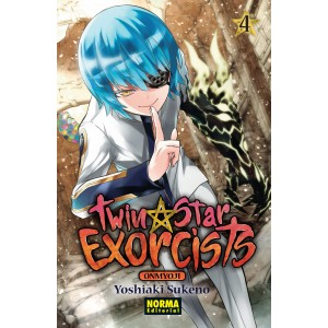 Twin Star Exorcists: Onmyouji nº 04