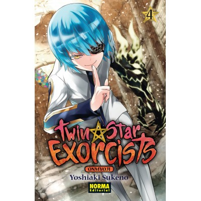 Twin Star Exorcists: Onmyouji nº 04