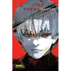 Tokyo Ghoul Re nº 07