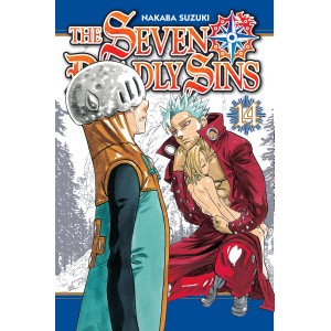 The Seven Deadly Sins nº 14