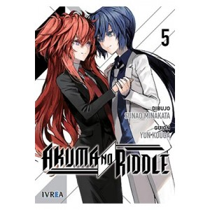 Akuma No Riddle nº 05