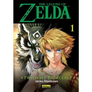 The Legend of Zelda: Twilight Princess nº 01