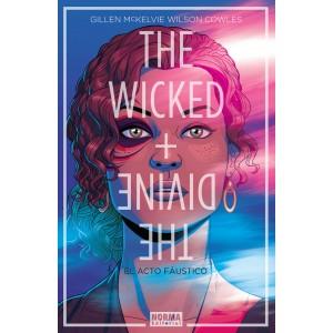 The Wicked + The Divine nº 01. El acto fáustico