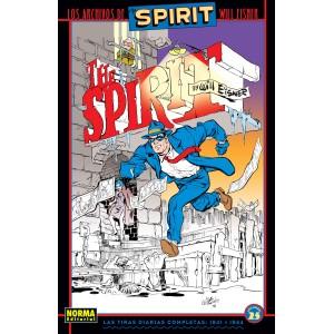 Los archivos de The Spirit nº 25