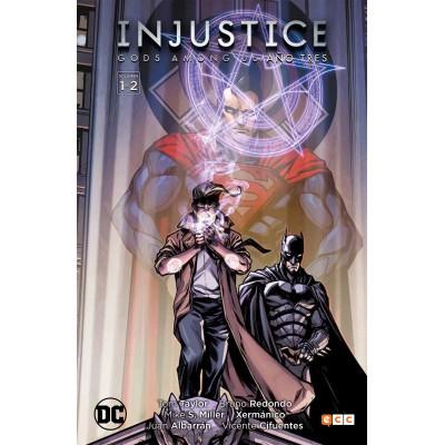 Injustice: Gods among us Año Tres Vol. 01 (de 2)