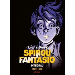 Spirou y Fantasio Integral nº 16