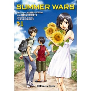 Summer Wars nº 01