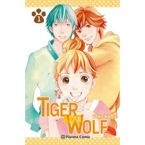 Tiger and Wolf nº 01