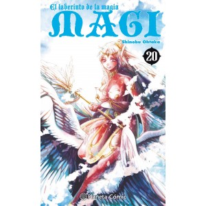 Magi: El Laberinto de la Magia nº 20