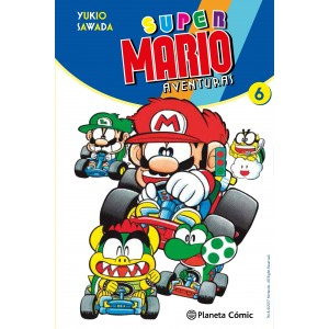 Super Mario Aventuras nº 06