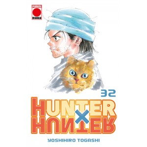 Hunter x Hunter nº 32