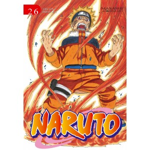 Naruto nº 26 (PDA)