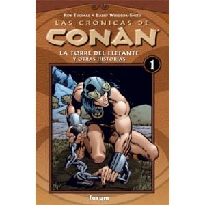 Las Crónicas de Conan nº 01